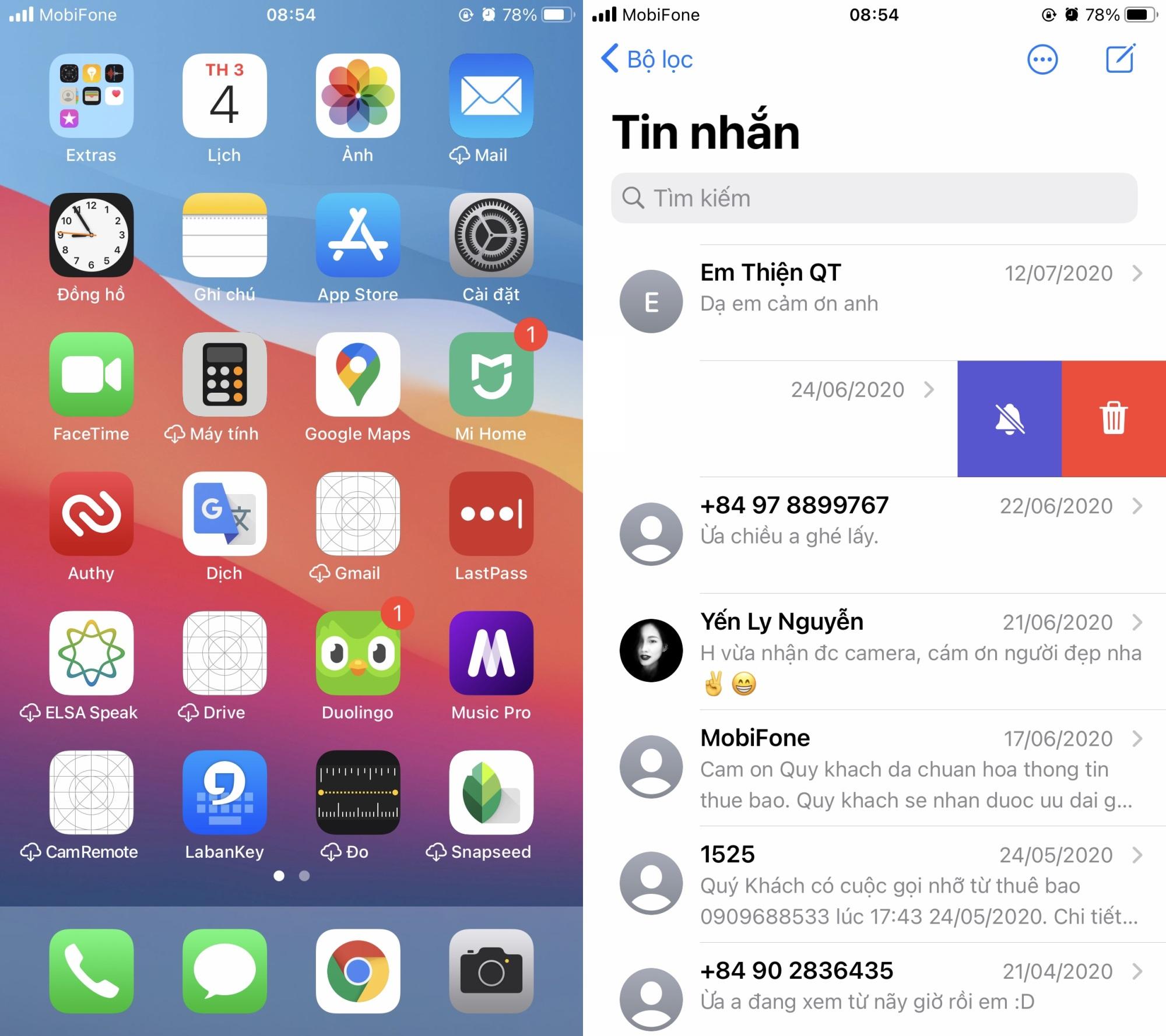 Cách chặn tin nhắn rác hiệu quả trên iMessage