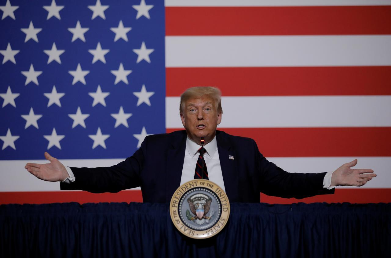 Trump cho TikTok 45 ngày để