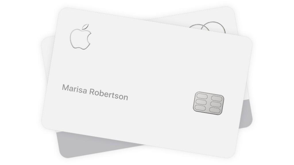 Thẻ tín dụng Apple Card không làm từ 100% Titan ảnh 1