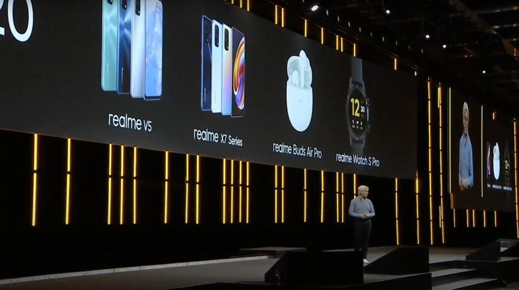 Realme công bố Smart TV 55, Buds Air Pro và Buds Wireless Pro tại IFA 2020 ảnh 2
