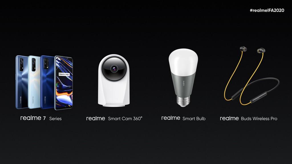 Realme công bố Smart TV 55, Buds Air Pro và Buds Wireless Pro tại IFA 2020 ảnh 3