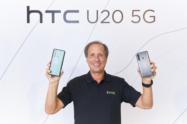 CEO HTC từ chức do Covid-19 - 1