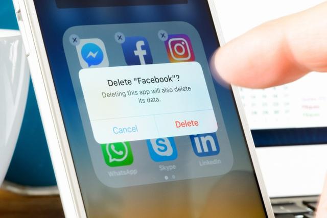 Facebook trả tiền để người dùng từ bỏ mình - 1