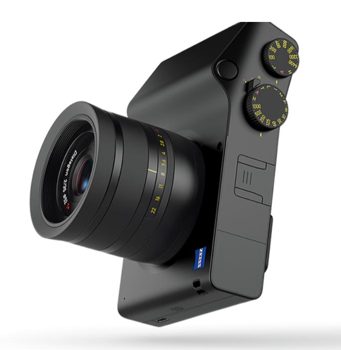 Zeiss ZX1: máy ảnh full-frame chạy Android, màn hình cảm ứng giá 6.000 đô la ảnh 1