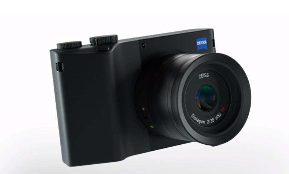 Zeiss ZX1: máy ảnh full-frame chạy Android, màn hình cảm ứng giá 6.000 đô la ảnh 2