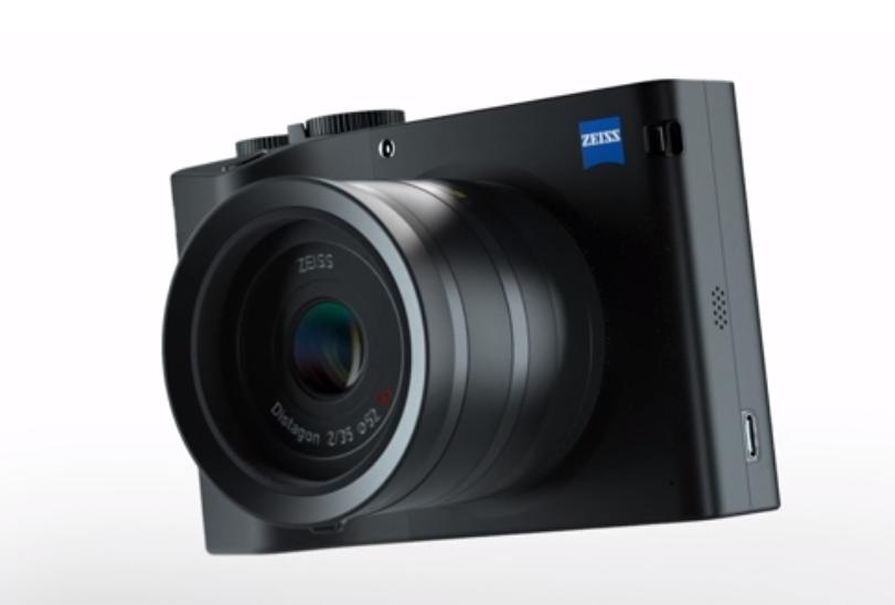 Zeiss ZX1: máy ảnh full-frame chạy Android, màn hình cảm ứng giá 6.000 đô la ảnh 4