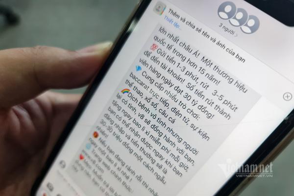 Loại bỏ tin nhắn rác, cuộc gọi rác chỉ bằng 1 tin nhắn