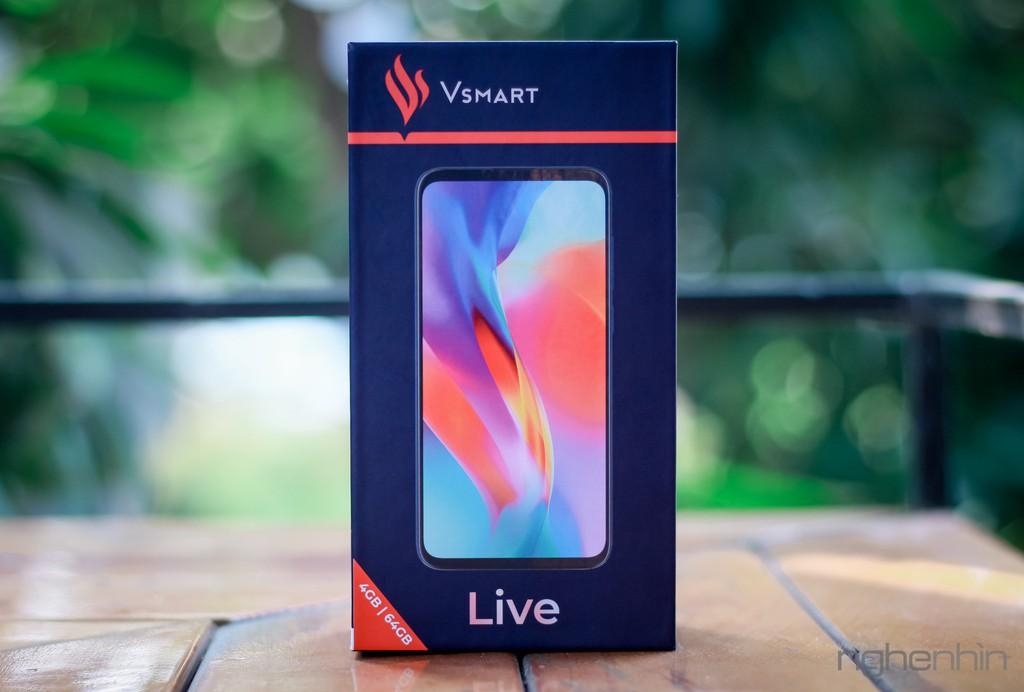 Vsmart Live giảm giá khủng 50%: kích nổ mua sắm cuối năm ảnh 2