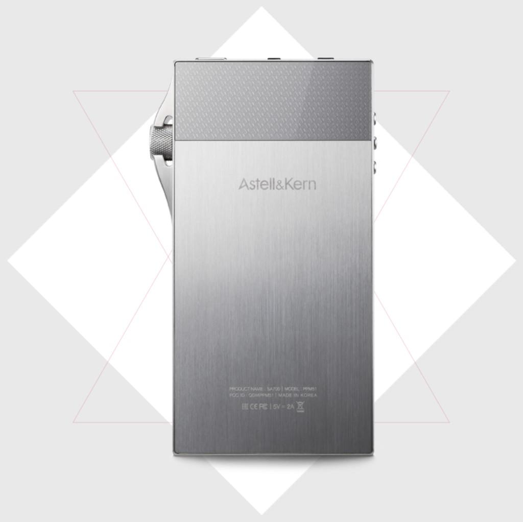 Astell & Kern SA700: thiết kế 2013 nhưng công nghệ 2019 ảnh 5