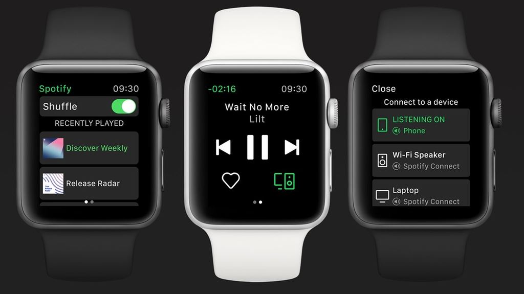 Pandora đã có ứng dụng chơi nhạc trên Apple Watch trước Spotify ảnh 2