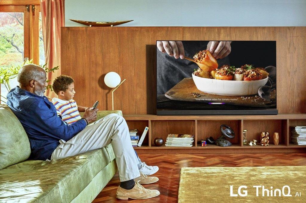 TV LG 2019 sẽ có HDMI 2.1 và độ phân giải 8K ảnh 1