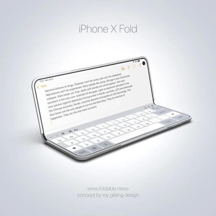 Hai nguyên mẫu iPhone màn hình gập vượt qua bài kiểm tra độ bền của Foxconn ảnh 2