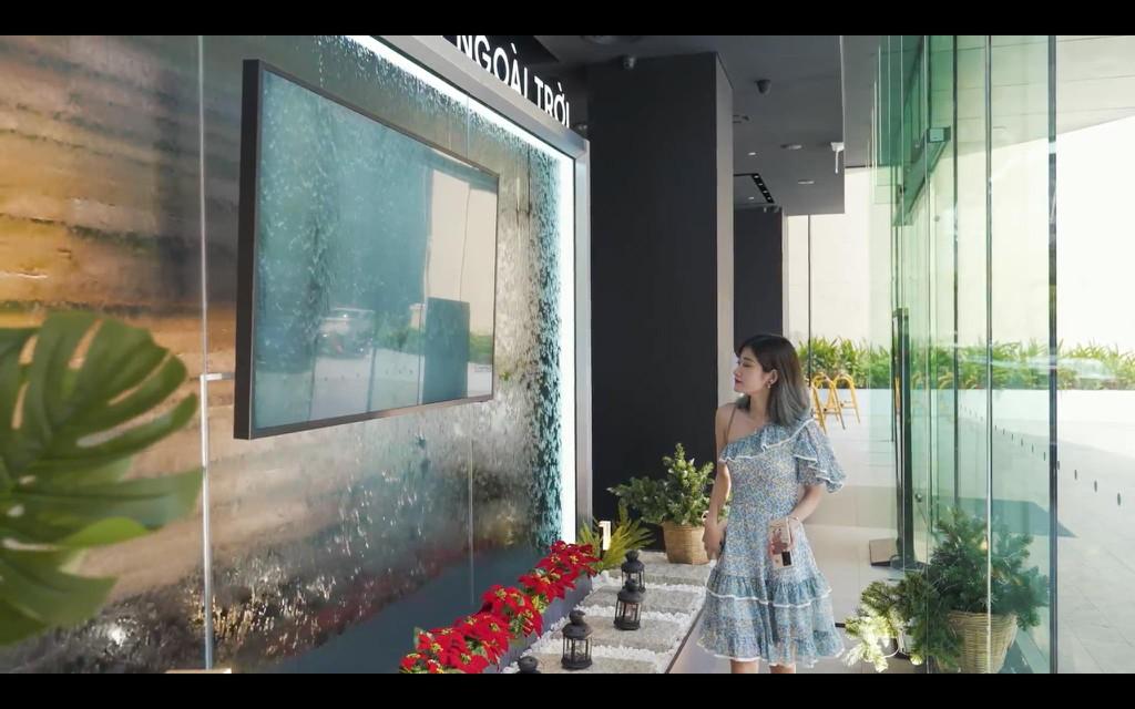 Editors Choice Awards 2020: TV ngoài trời ấn tượng của năm 2020 - Samsung The Terrace ảnh 1