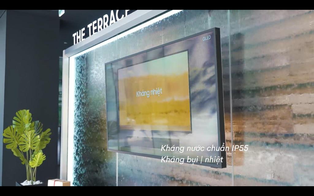 Editors Choice Awards 2020: TV ngoài trời ấn tượng của năm 2020 - Samsung The Terrace ảnh 2