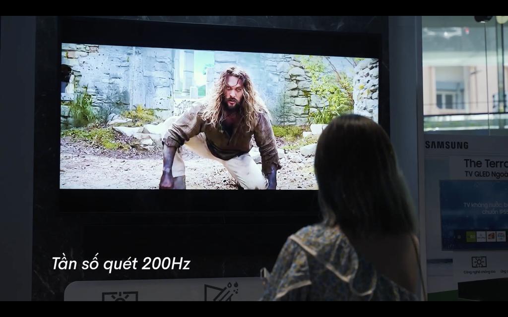 Editors Choice Awards 2020: TV ngoài trời ấn tượng của năm 2020 - Samsung The Terrace ảnh 3