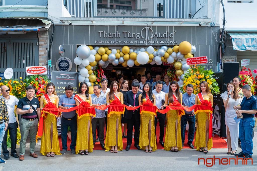 Thanh Tùng Audio khai trương showroom hi-end audio và cinema tại Tp.HCM ảnh 1