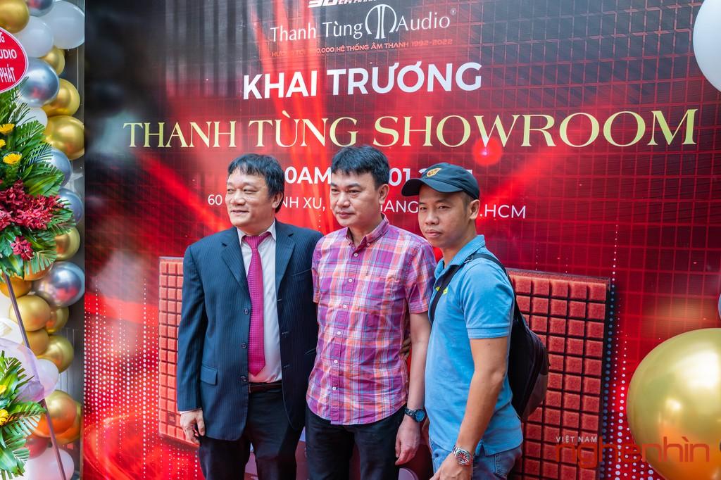 Thanh Tùng Audio khai trương showroom hi-end audio và cinema tại Tp.HCM ảnh 2