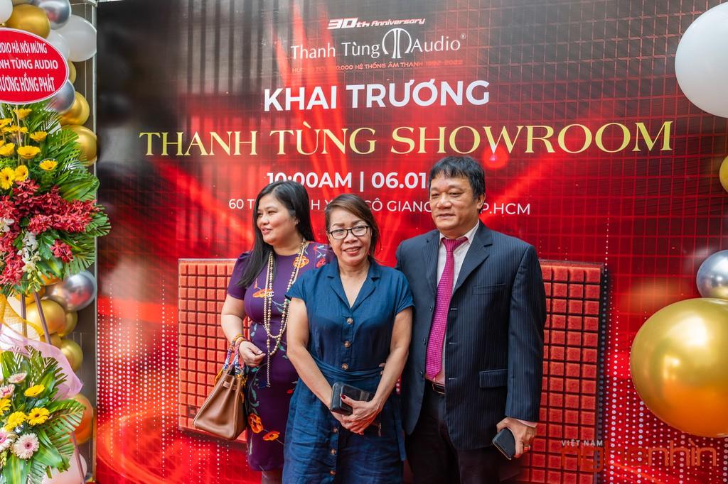 Thanh Tùng Audio khai trương showroom hi-end audio và cinema tại Tp.HCM ảnh 3