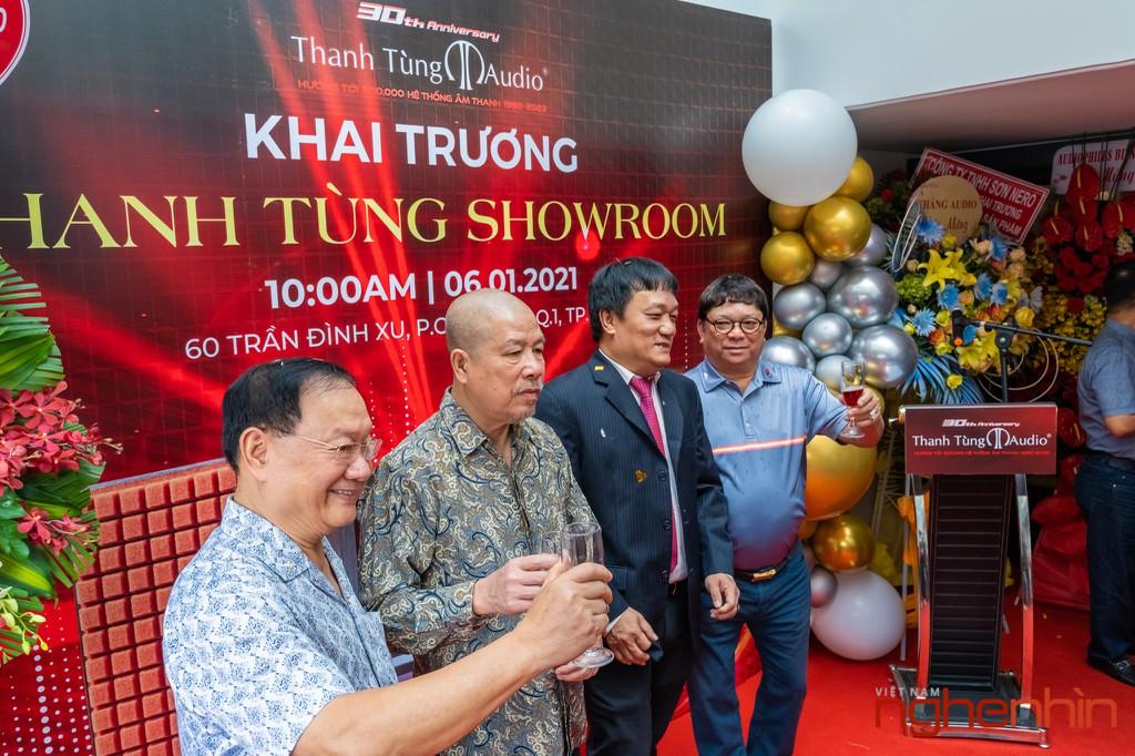 Thanh Tùng Audio khai trương showroom hi-end audio và cinema tại Tp.HCM ảnh 4