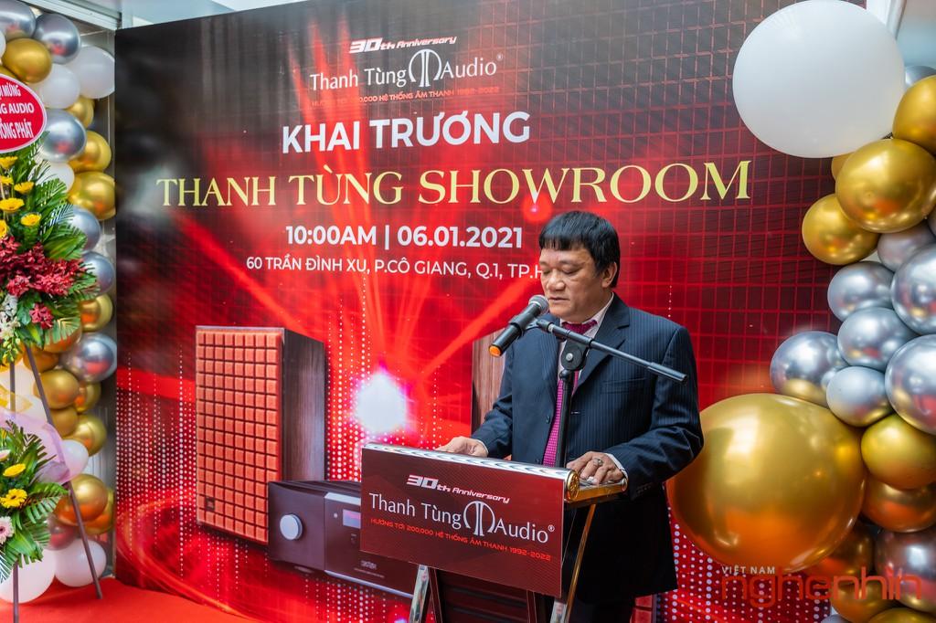 Thanh Tùng Audio khai trương showroom hi-end audio và cinema tại Tp.HCM ảnh 5