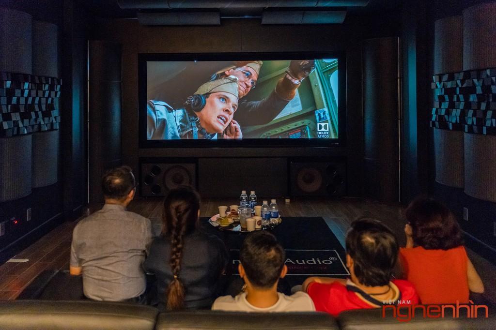 Thanh Tùng Audio khai trương showroom hi-end audio và cinema tại Tp.HCM ảnh 8