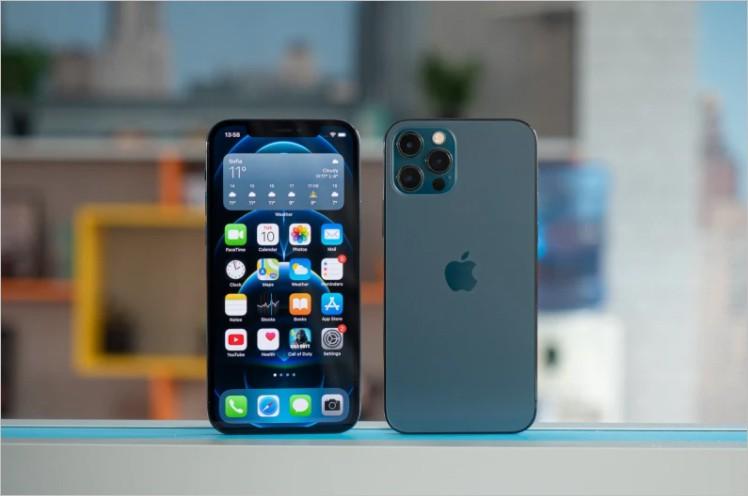 iPhone 12 đạt doanh số cao trừ iPhone 12 mini ảnh 1