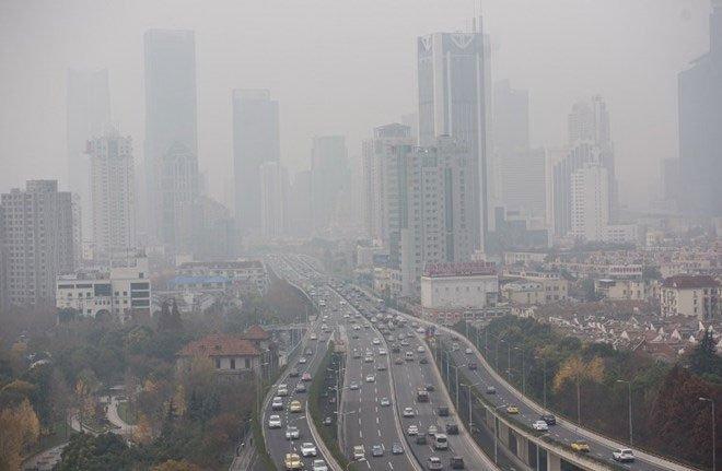 Ô nhiễm không khí gây ra nhiều bệnh cho con người.