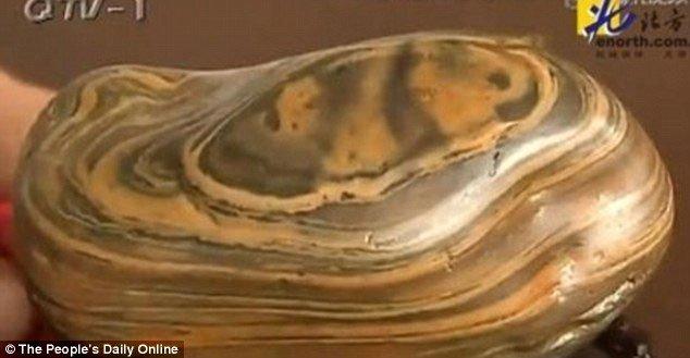 Siêu đá quý được tìm thấy tại Trung Quốc.