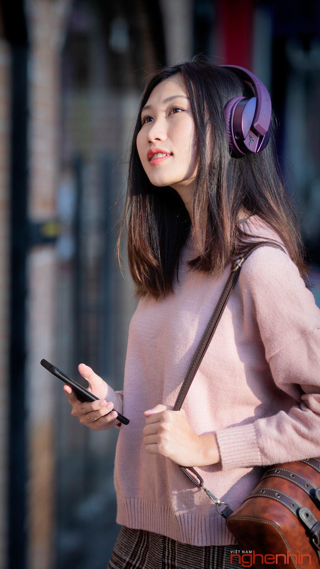 Focal Listen Wireless Chic thời trang, cá tính bên bóng hồng  ảnh 12