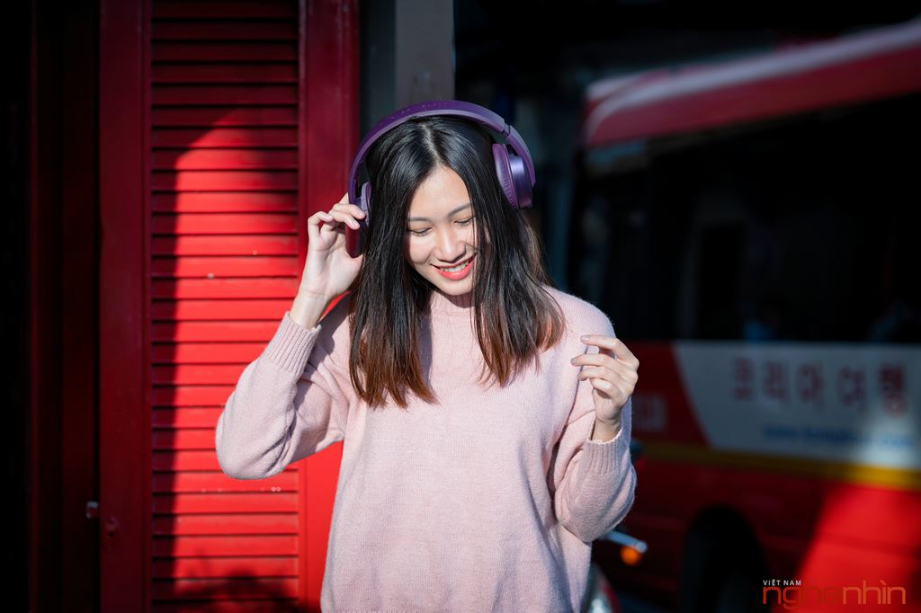 Focal Listen Wireless Chic thời trang, cá tính bên bóng hồng  ảnh 9