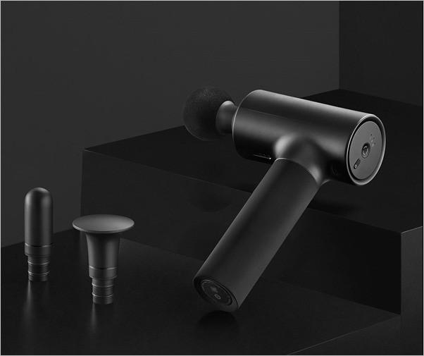 Súng massage của Xiaomi đang được huy động vốn với giá 69 USD ảnh 1