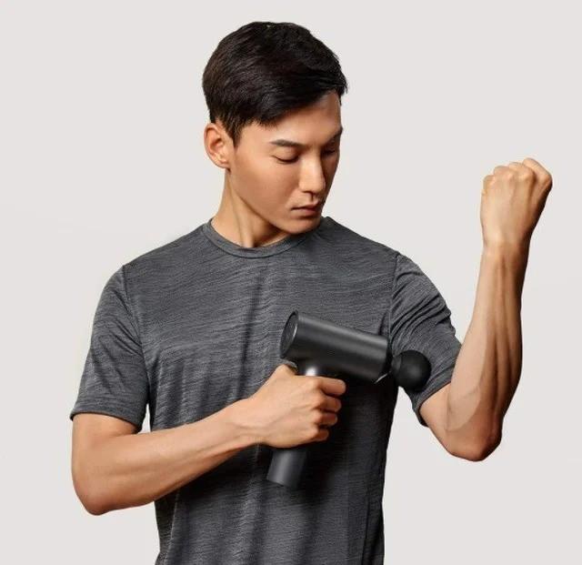 Súng massage của Xiaomi đang được huy động vốn với giá 69 USD ảnh 3