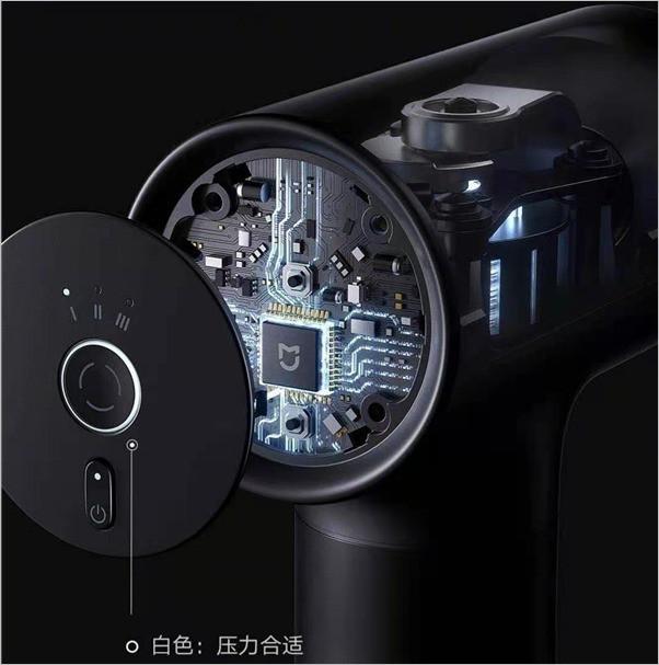 Súng massage của Xiaomi đang được huy động vốn với giá 69 USD ảnh 5