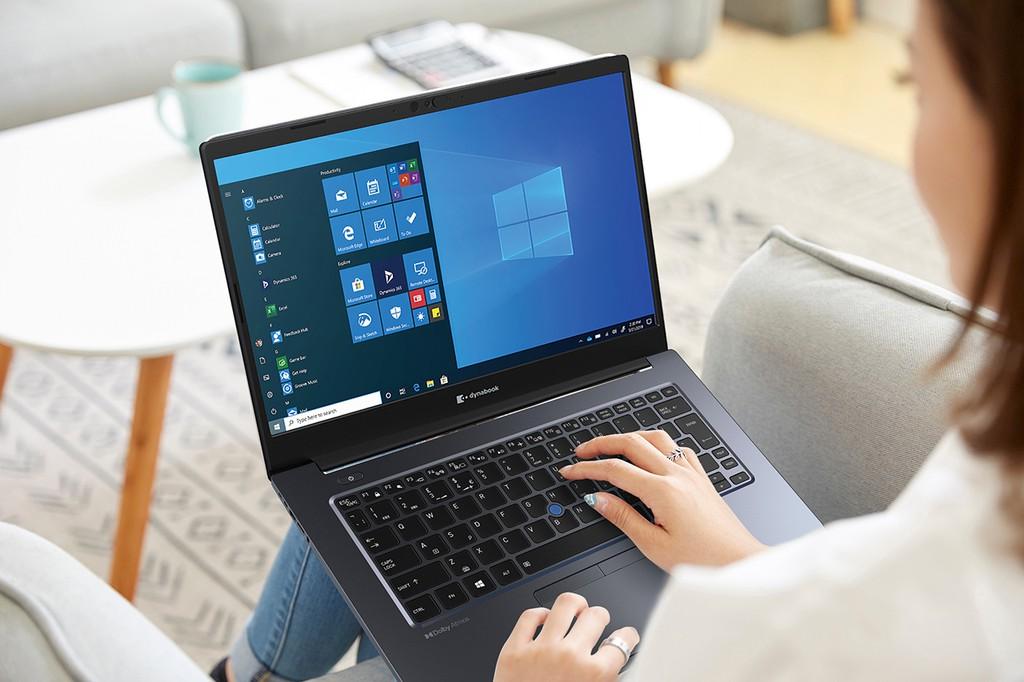 Top laptop ấn tượng cho doanh nghiệp ảnh 1