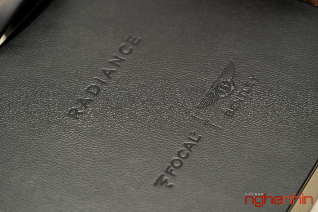 Trên tay Focal Radiance phiên bản Bentley - Headphone hi-end chế tác theo tiêu chuẩn siêu sang ảnh 1