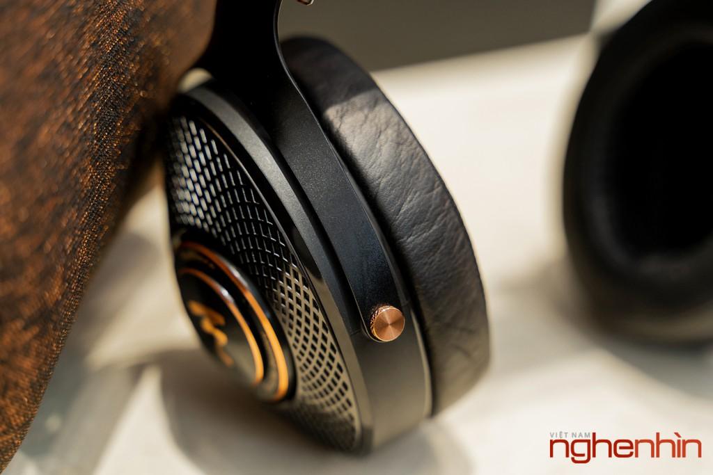 Trên tay Focal Radiance phiên bản Bentley - Headphone hi-end chế tác theo tiêu chuẩn siêu sang ảnh 9