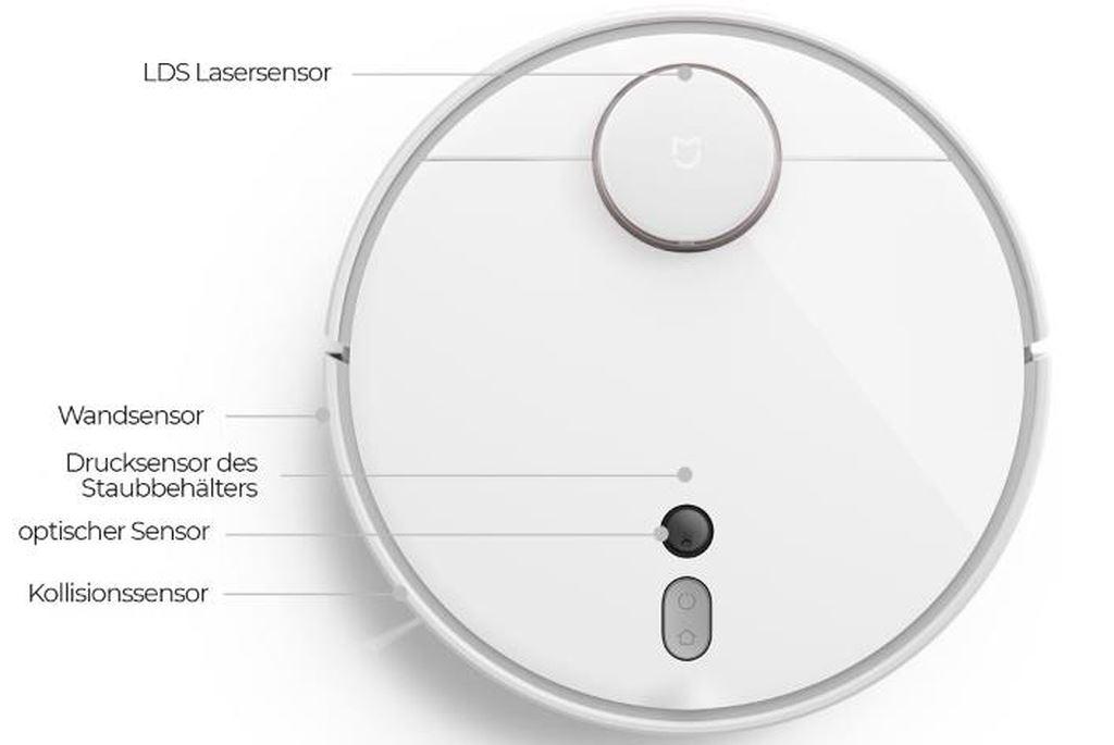 Robot hút bụi Xiaomi Mi Robot 1S giá 7 triệu đồng khác gì thế hệ trước ảnh 2