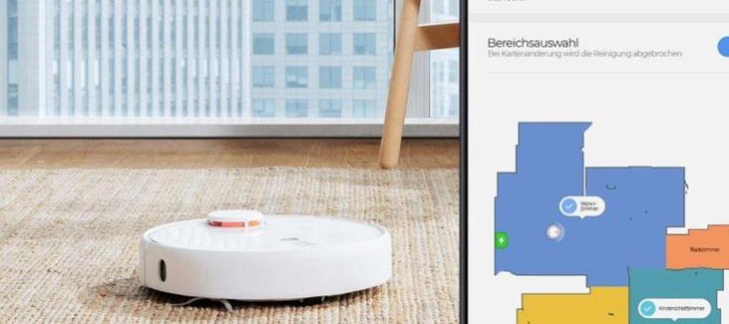 Robot hút bụi Xiaomi Mi Robot 1S giá 7 triệu đồng khác gì thế hệ trước ảnh 4