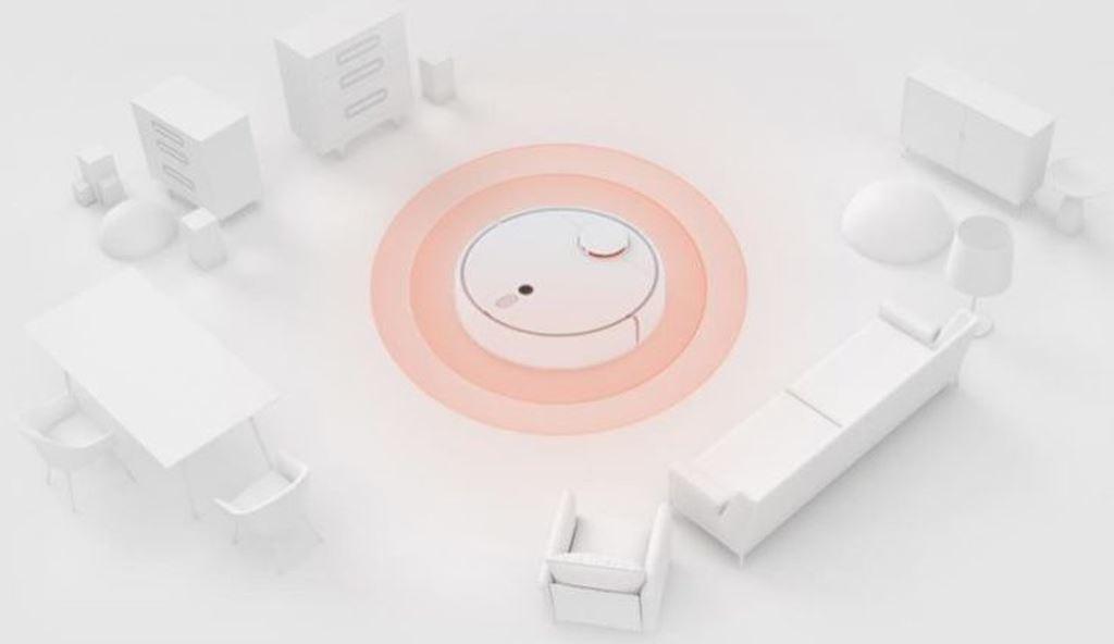 Robot hút bụi Xiaomi Mi Robot 1S giá 7 triệu đồng khác gì thế hệ trước ảnh 5