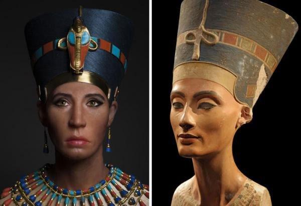 Nữ hoàng Nefertiti