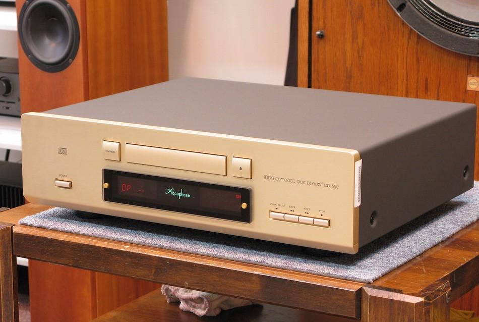 Accuphase DP-55V - Vẫn sáng giá nhờ công nghệ giải mã MDS ảnh 2