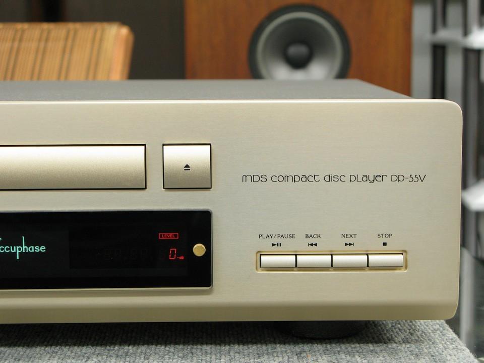 Accuphase DP-55V - Vẫn sáng giá nhờ công nghệ giải mã MDS ảnh 7