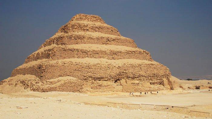 Kim tự tháp Djoser