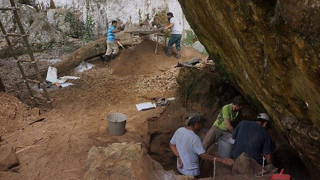 Công cuộc khai quật và nghiên cứu các bộ hài cốt vẫn đang tiếp diễn