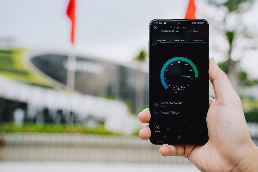 Vsmart Aris 5G xuất hiện: Vinsmart đã phát triển thành công smartphone 5G ảnh 1