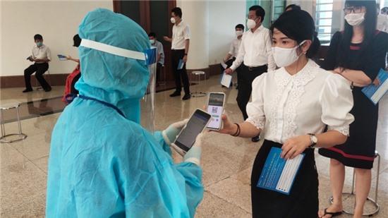 Bà Rịa - Vũng Tàu: Triển khai Bluezone để tiết kiệm thời gian lấy mẫu
