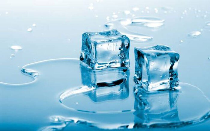 Nước nở ra khi đóng băng