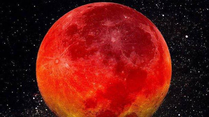 Sao Hỏa có màu đỏ vì bề mặt chứa nhiều oxit sắt
