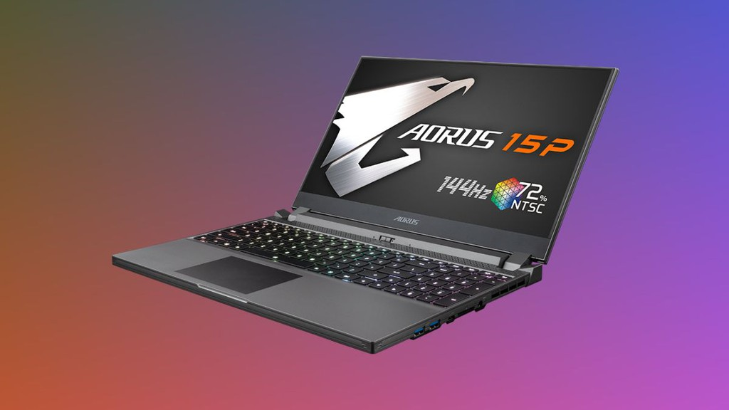 Aorus 15P: Laptop sinh ra để chơi game Esports ảnh 1