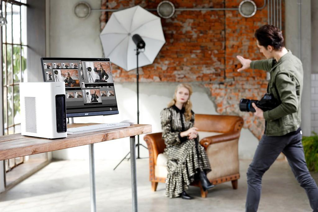 Triển lãm nghệ thuật Sáng tạo nguyên bản: Acer ConceptD sản phẩm dành cho các nhà sáng tạo Việt ra mắt ảnh 1